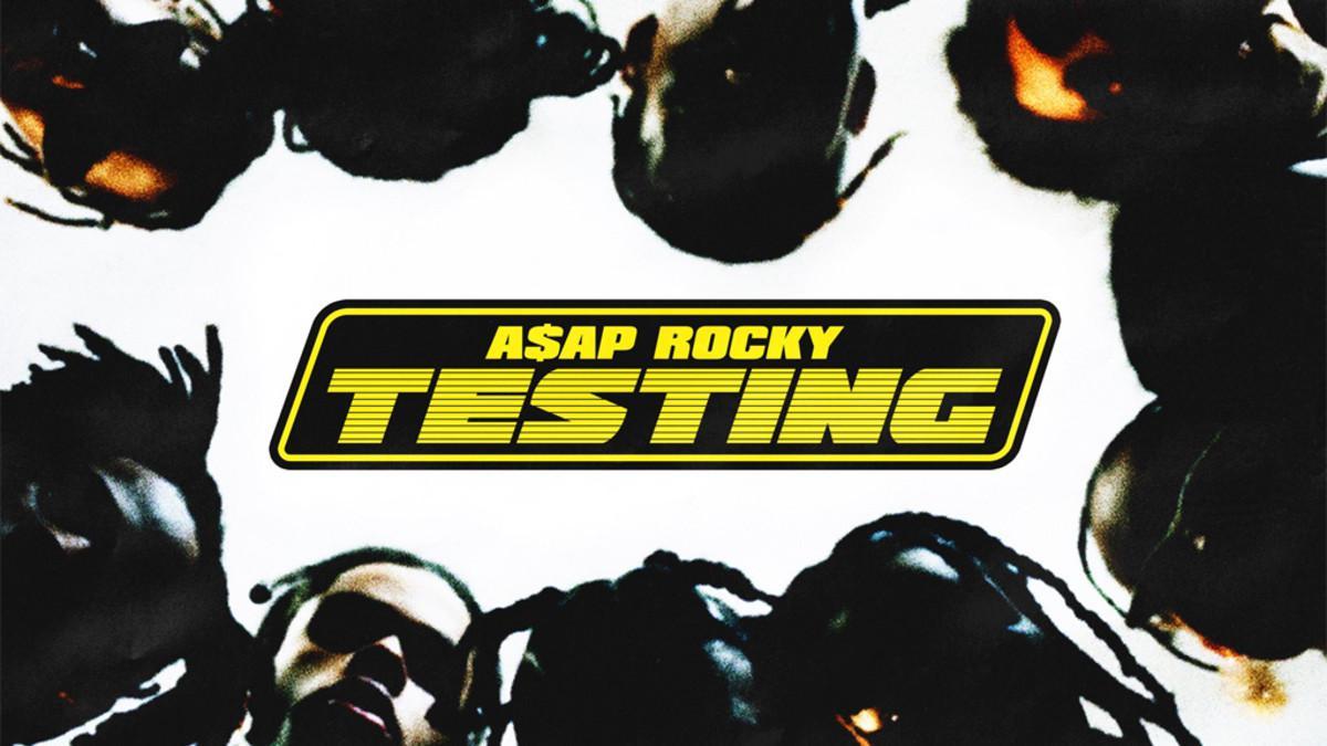 Asap Rocky Testing