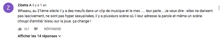Commentaires rap youtube iencli