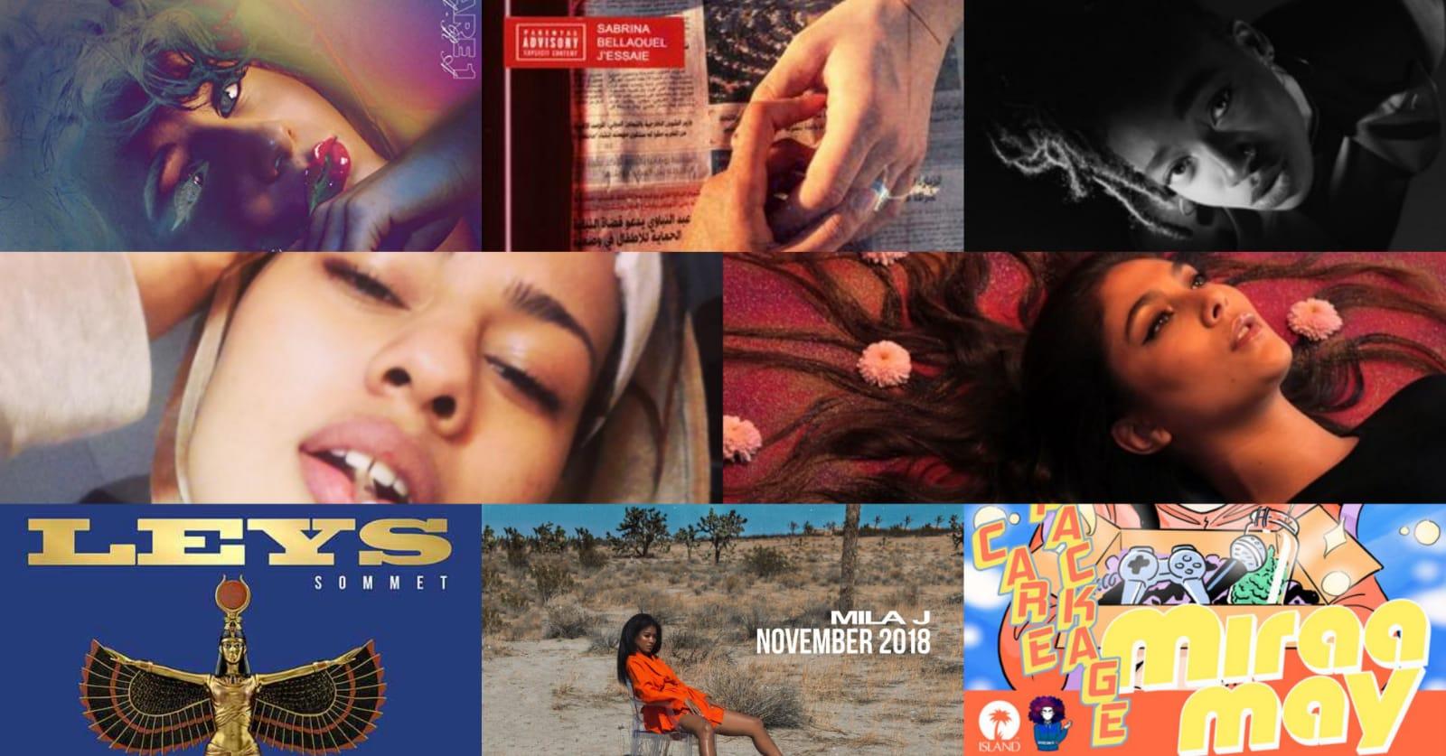 Rappeuses chanteuses 2019 découvrir