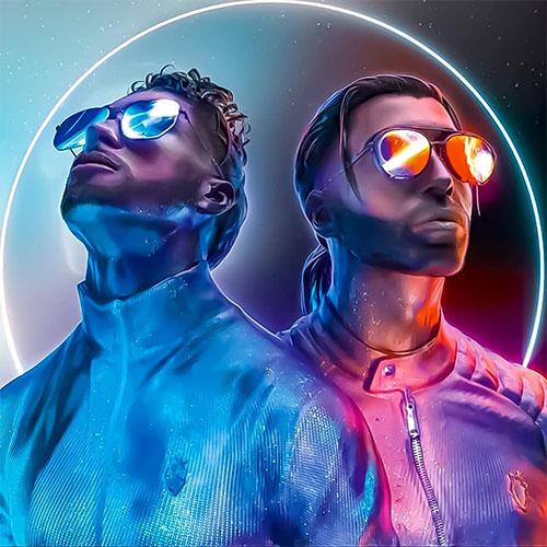 PNL - Deux frères cover album