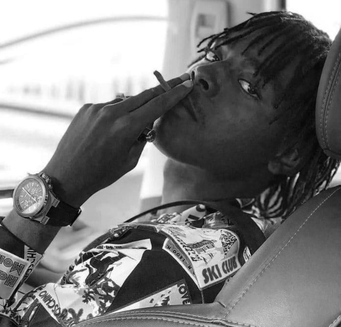 Le rappeur Koba LaD