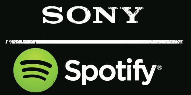 Sony music Spotify