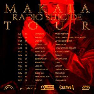 Makala RS Tour