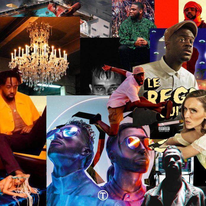 Meilleur album rap fr us 2019