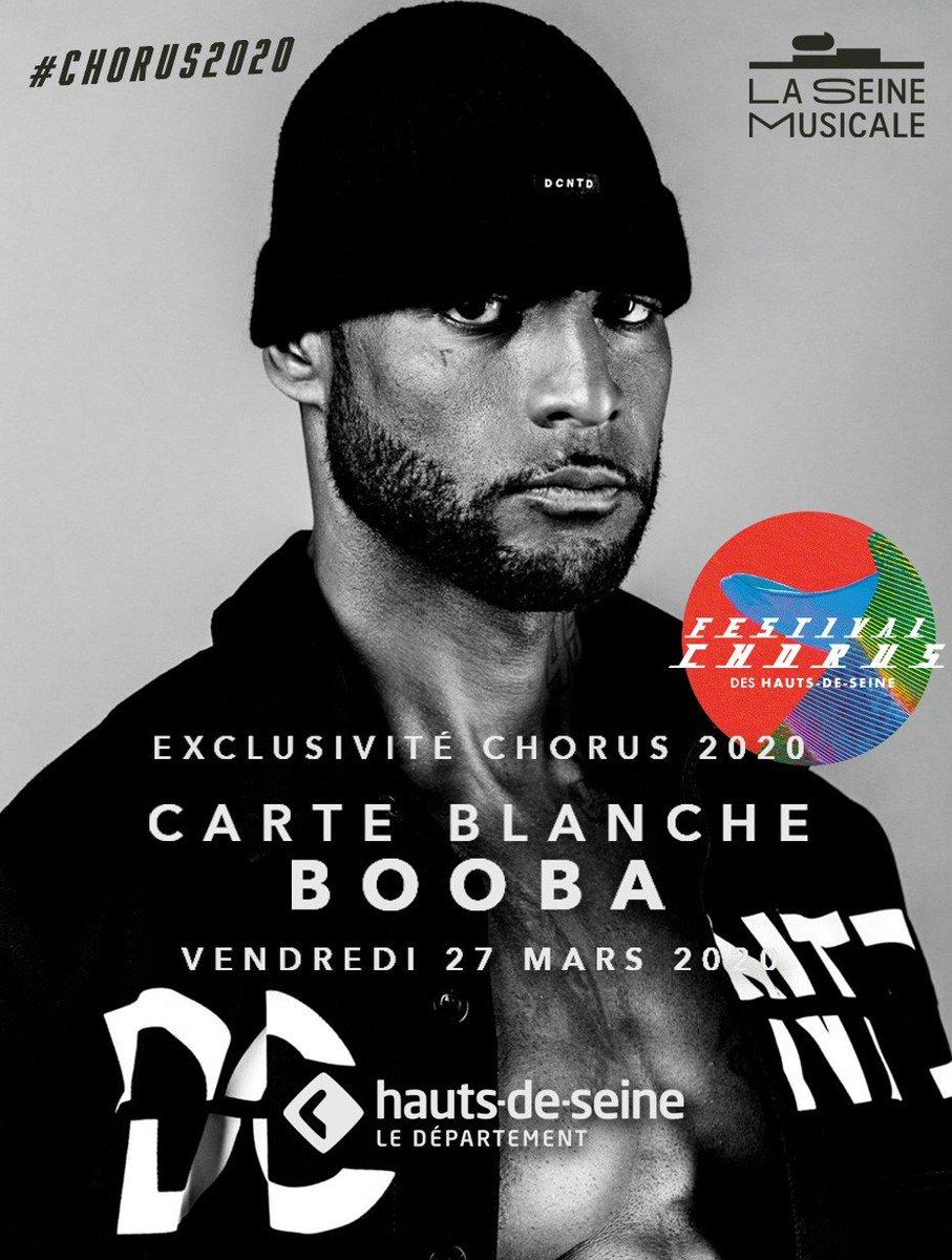 Booba Chorus Festival