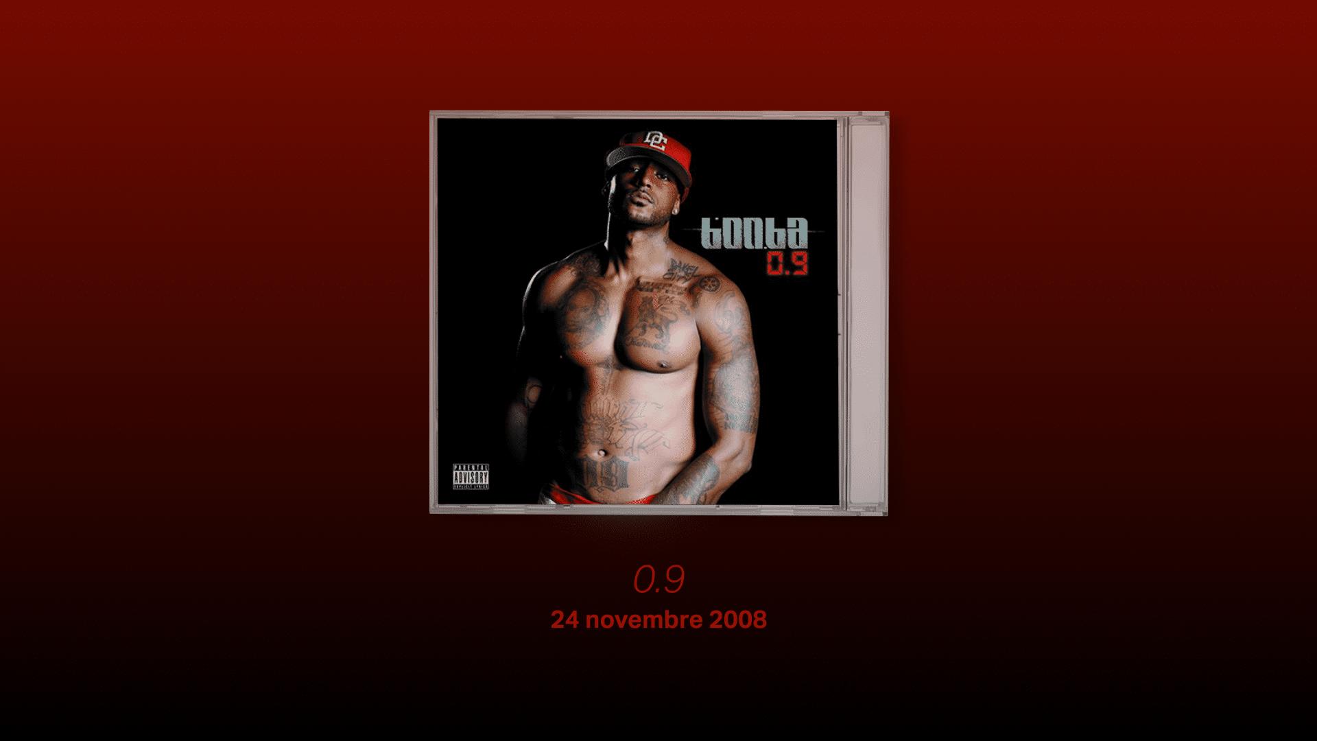 0.9, 8eme meilleur album de Booba