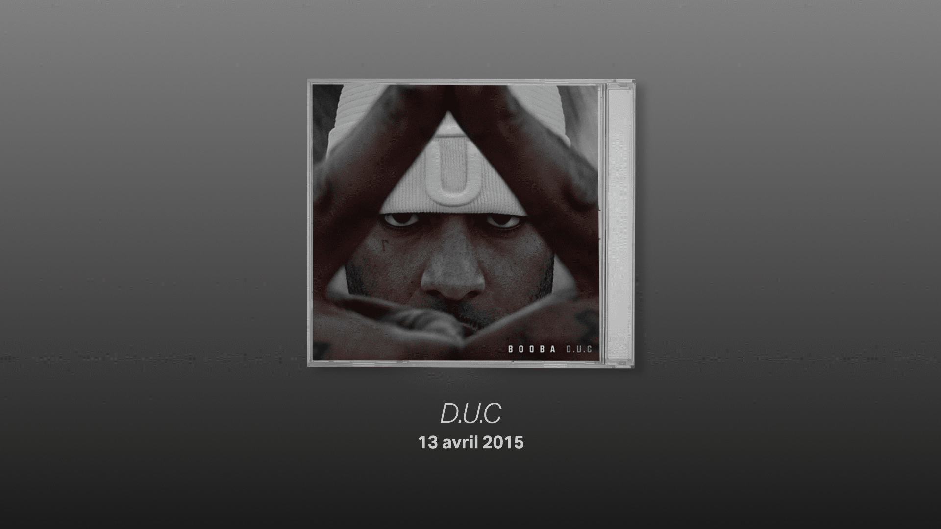 D.U.C, 7eme meilleur album de Booba