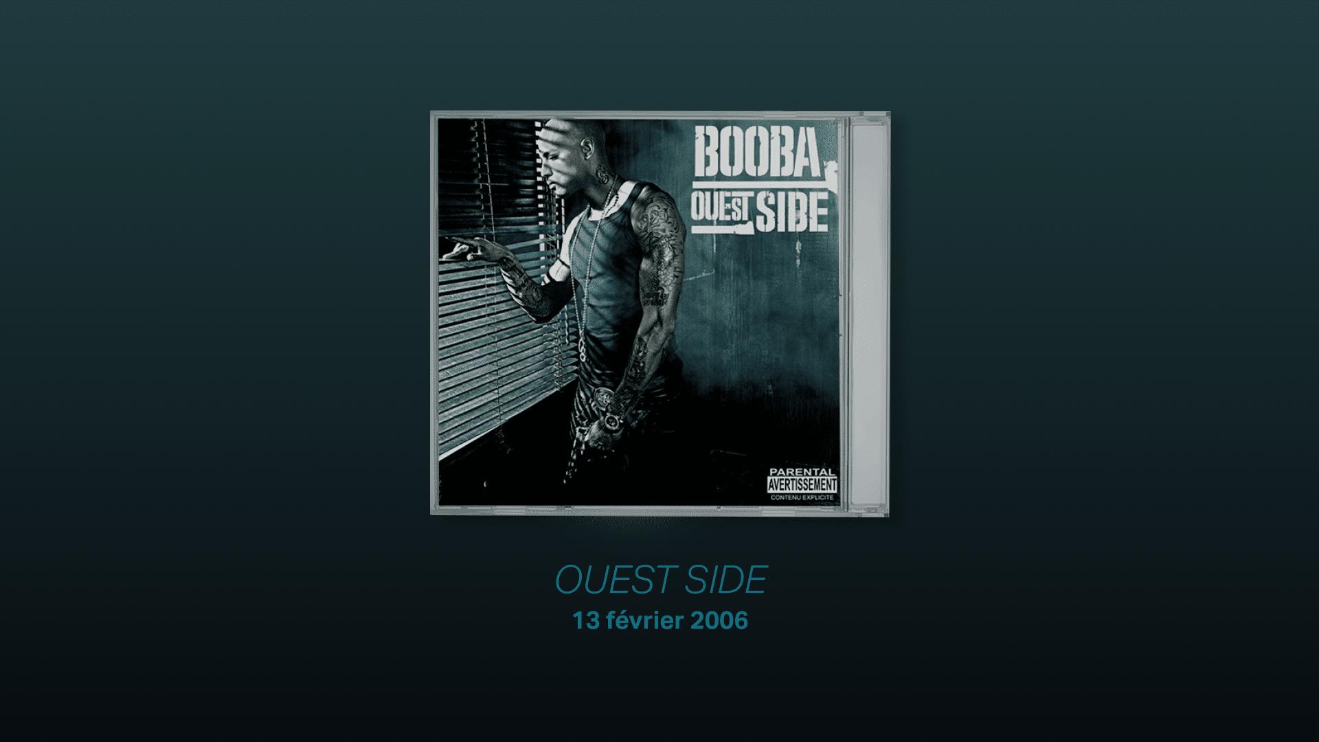 Ouest Side, 1er meilleur album de Booba