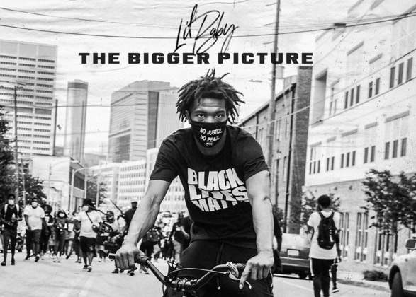 cover Lil Baby The Bigger Picture
