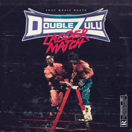 cover de l'EP Ladder Match de Double Zulu