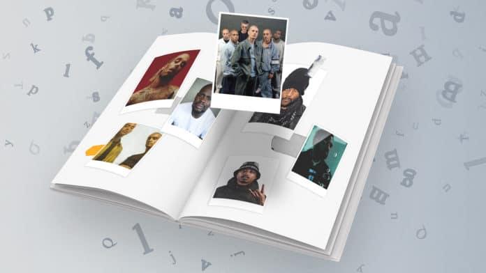 visuel texte 10 morceaux storytelling rap fr