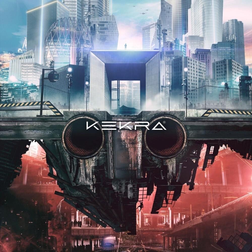 Cover de l'album éponyme de Kekra