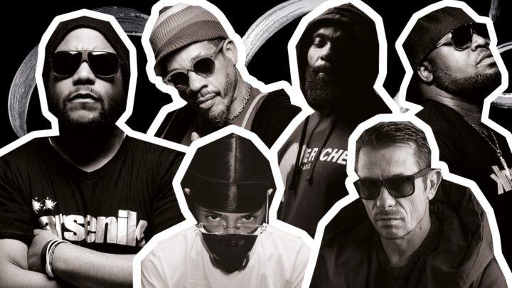 Visuel pour l'article sur l'évolution de l'engagement au sein du rap français